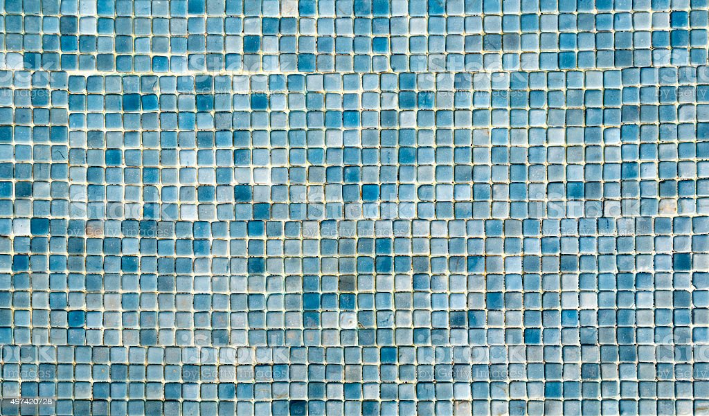 Tile wall background stock photo