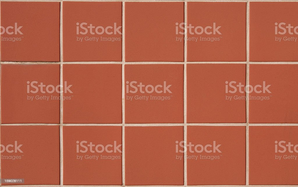 Tile Wall royalty-free stock photo