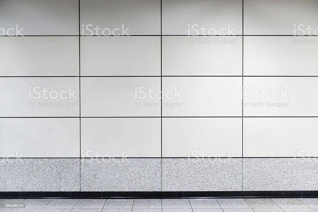tile wall stock photo