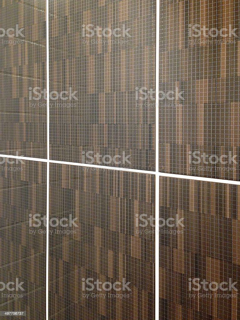 Tiled Floor (Click for more) royalty-free stock photo