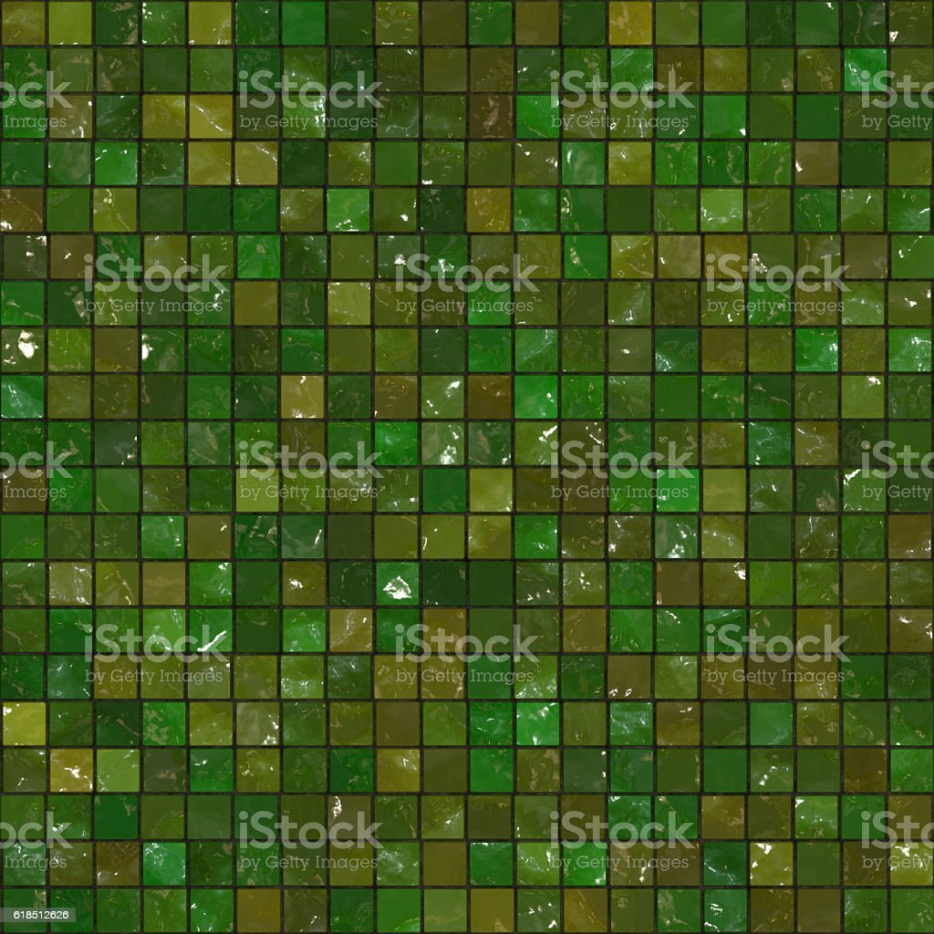 Tiles Mosaic stock photo