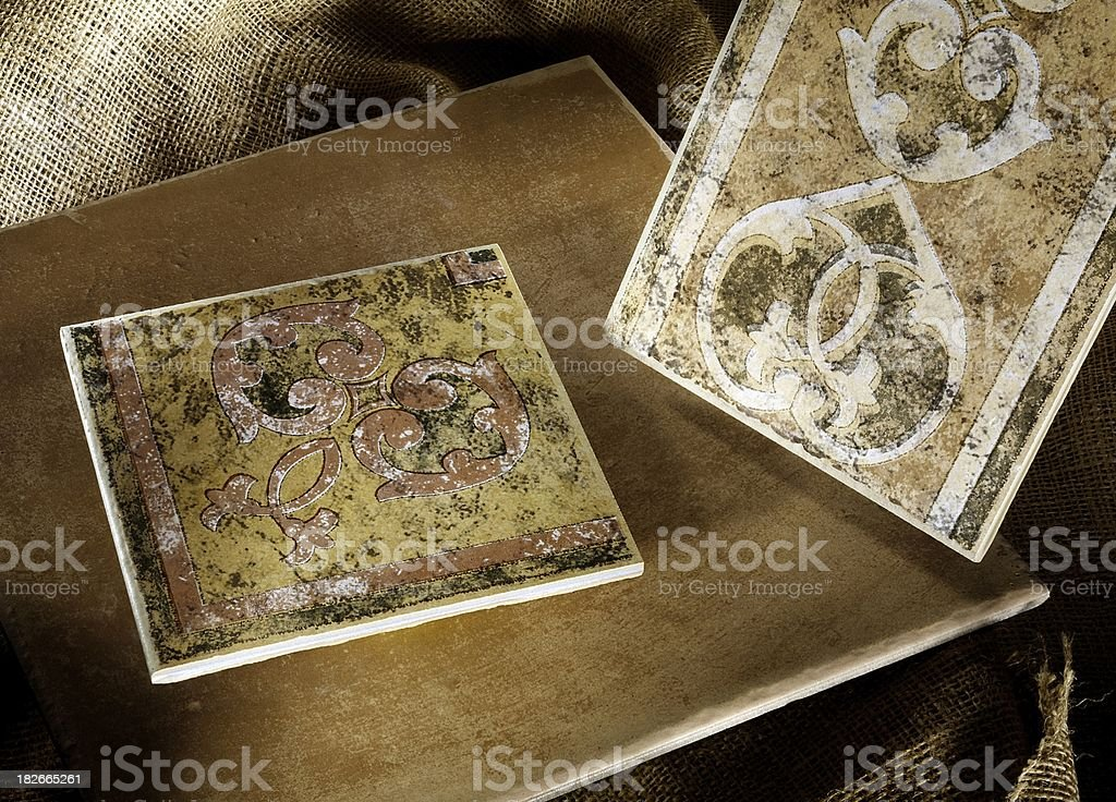 Tiles royalty-free stock photo