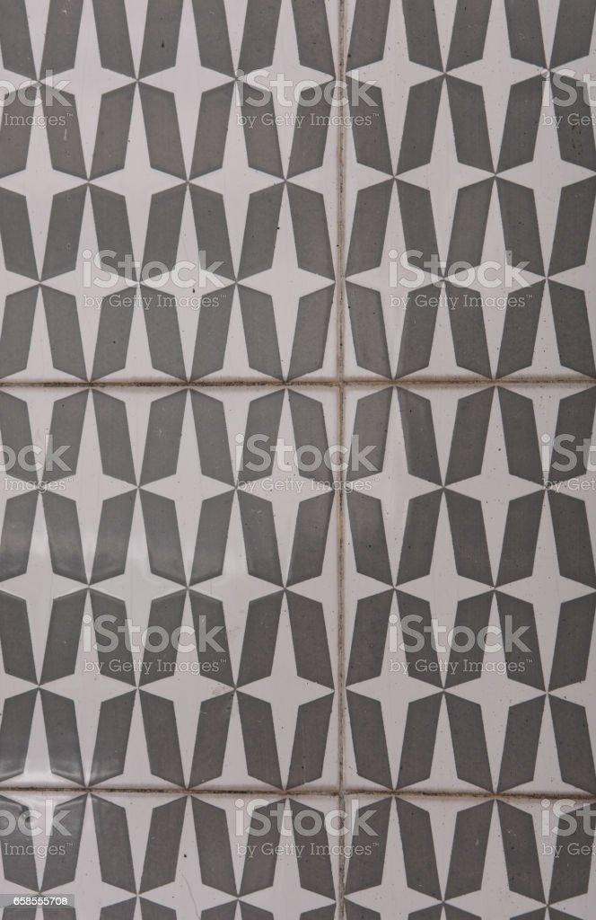 tiles stock photo