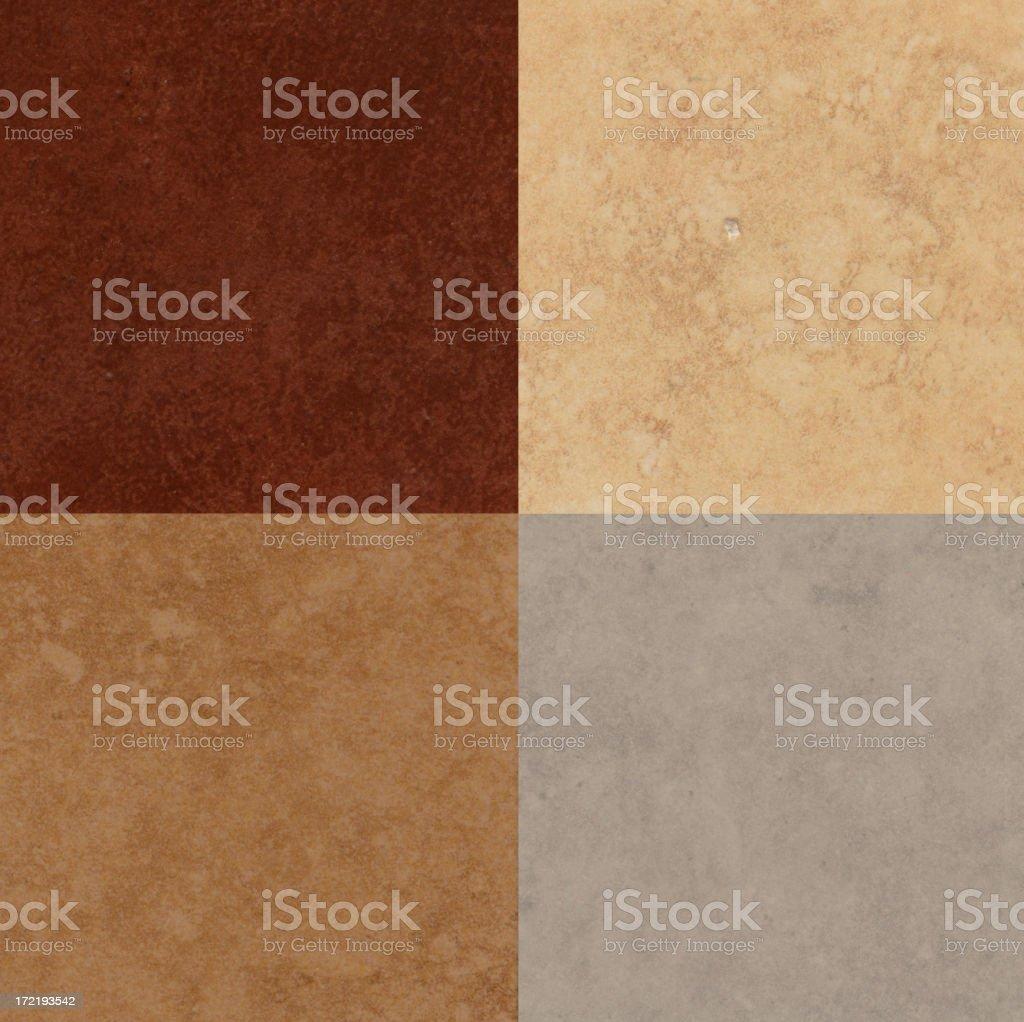 Tiles-Tan royalty-free stock photo