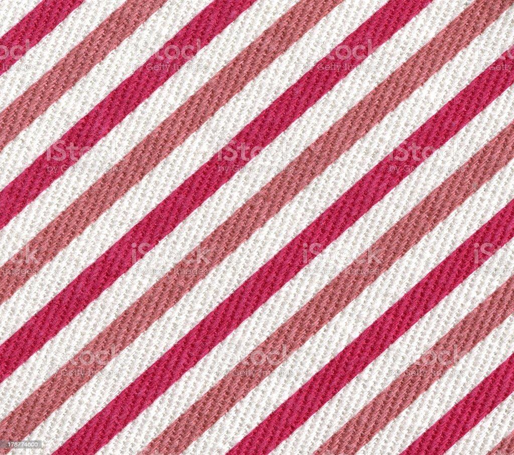tilt-red stripes cloth texture background stock photo