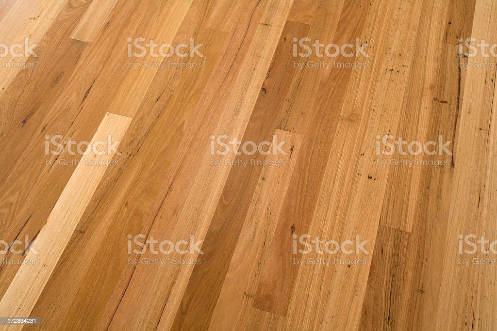 Timber Flooring royalty-free stock photo