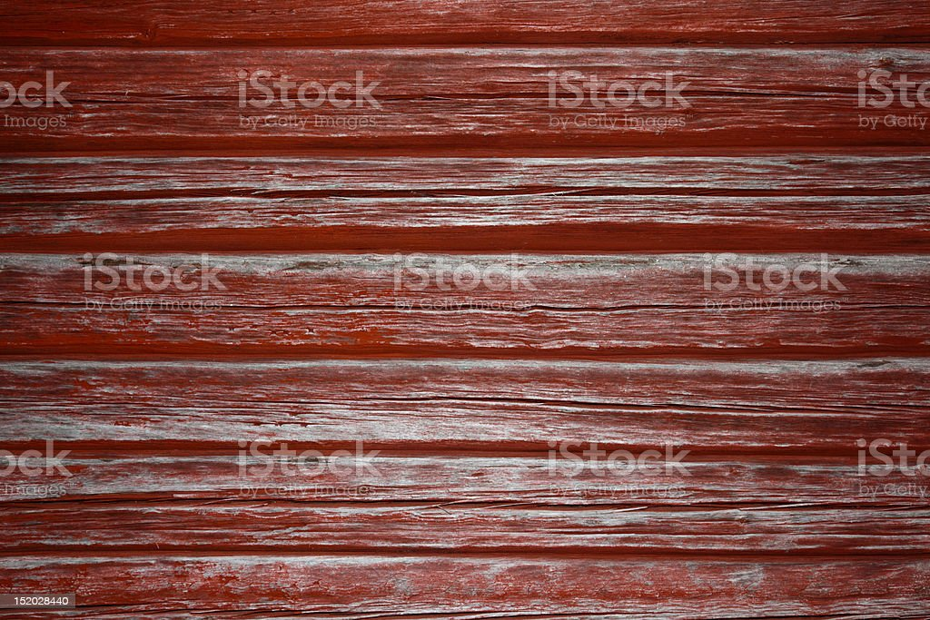 Timber wall royalty-free stock photo