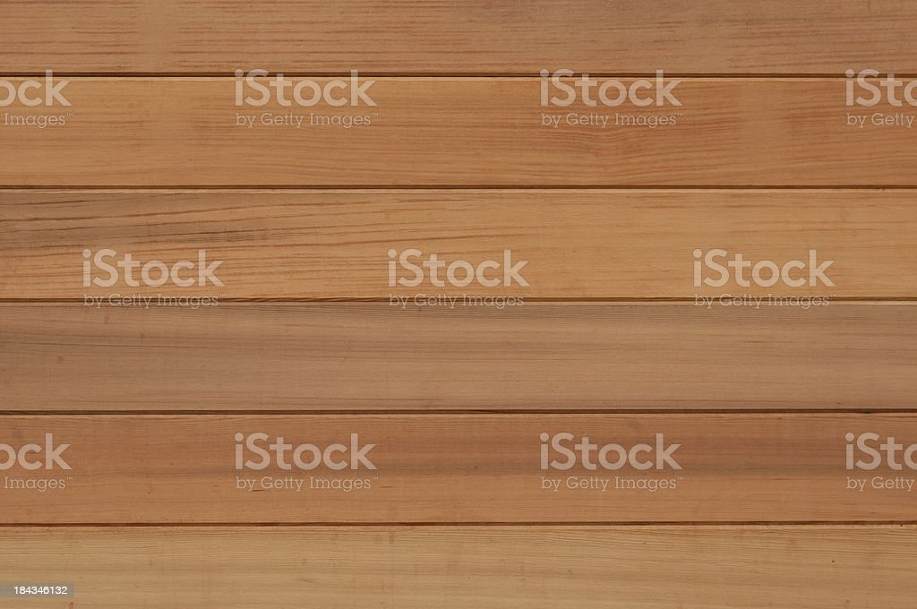 Timber wall stock photo