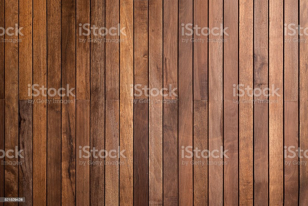 timber wood brown oak panels used as background stock photo