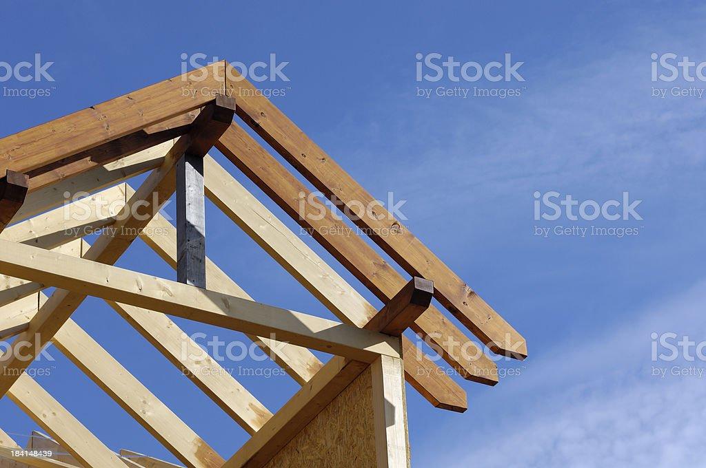 Timber work royalty-free stock photo