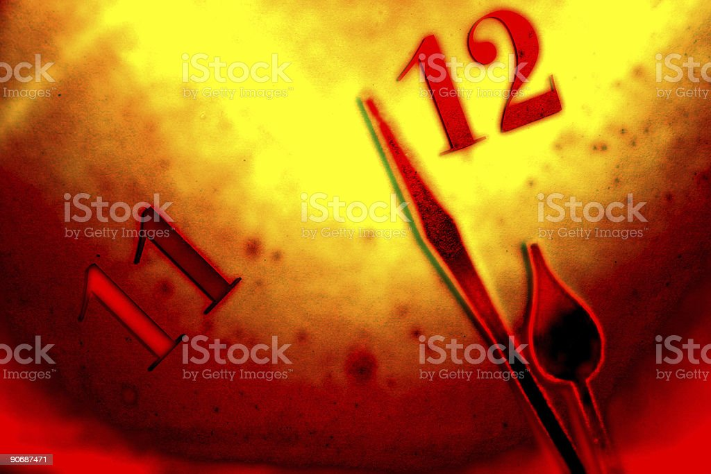 Time background [4] royalty-free stock photo