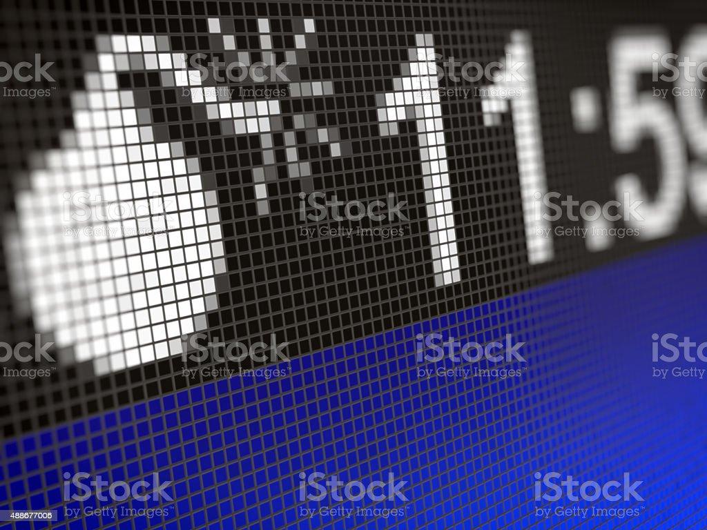 Time Bomb stock photo