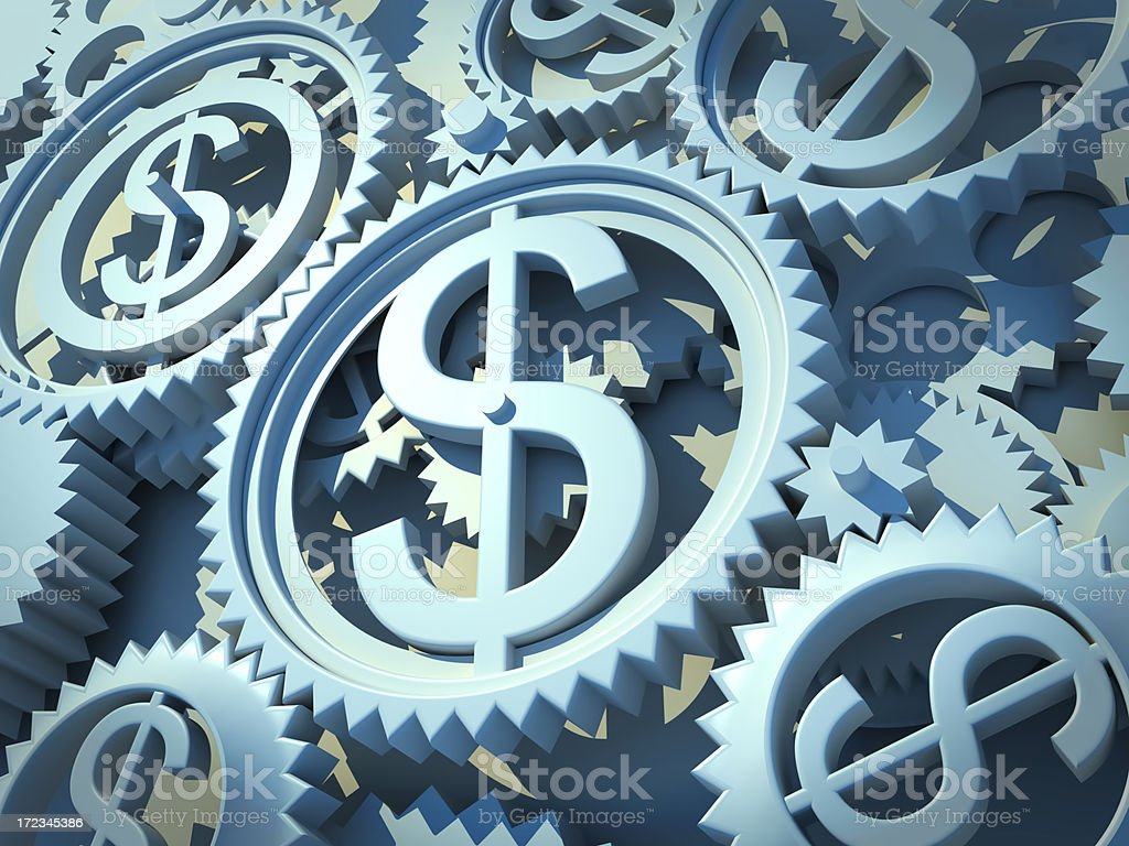 time - business trade stock photo