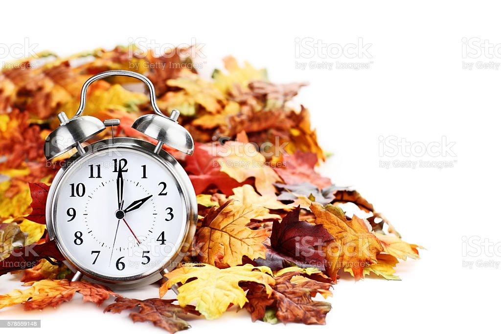 Time Change Daylight Savings stock photo