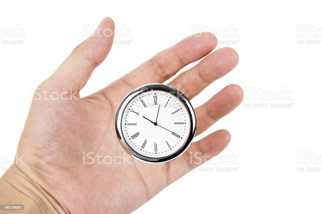Time Control stock photo