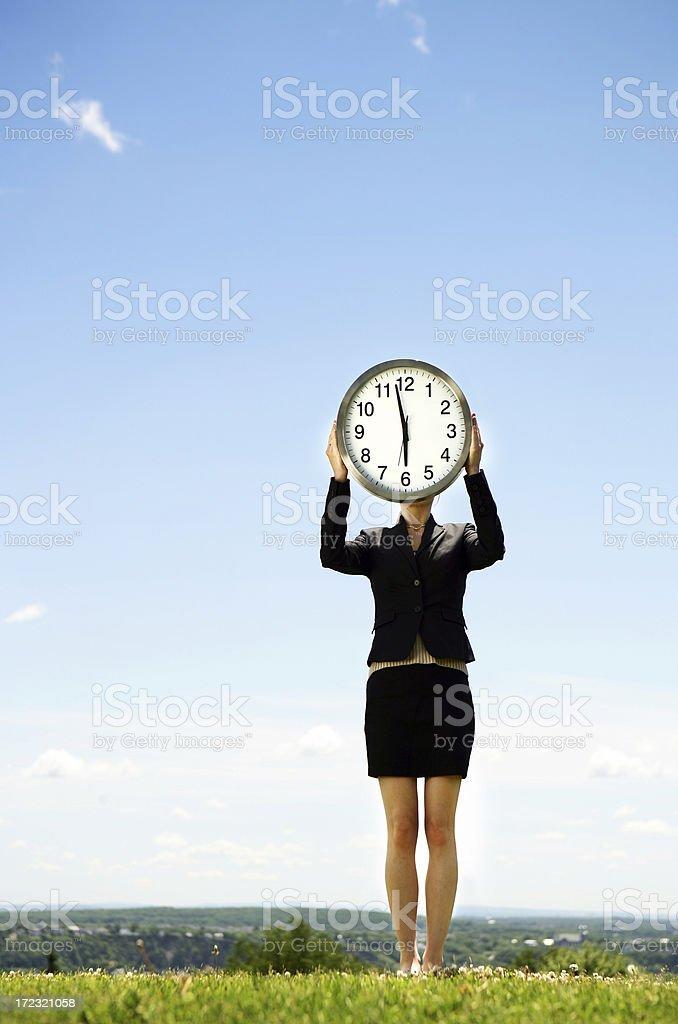Time Flies royalty-free stock photo