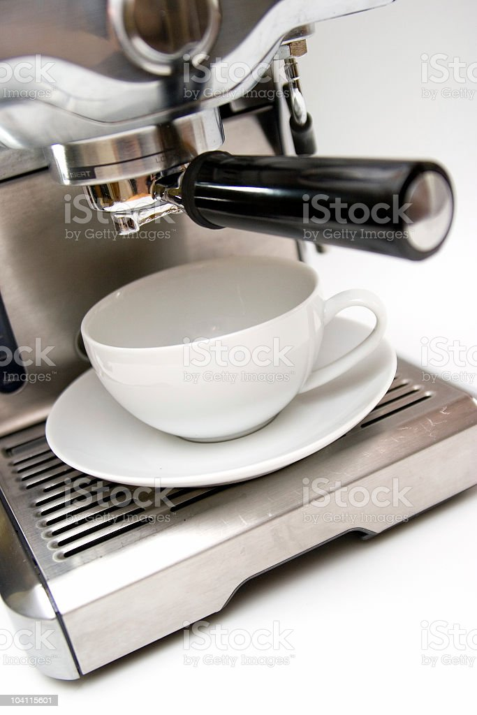 Time for a Cup royalty-free stock photo