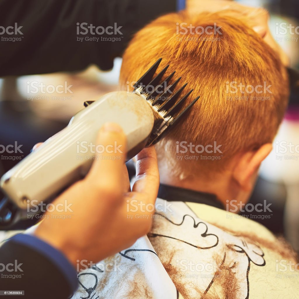 Time for a new look stock photo