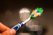 Time for a new toothbrush