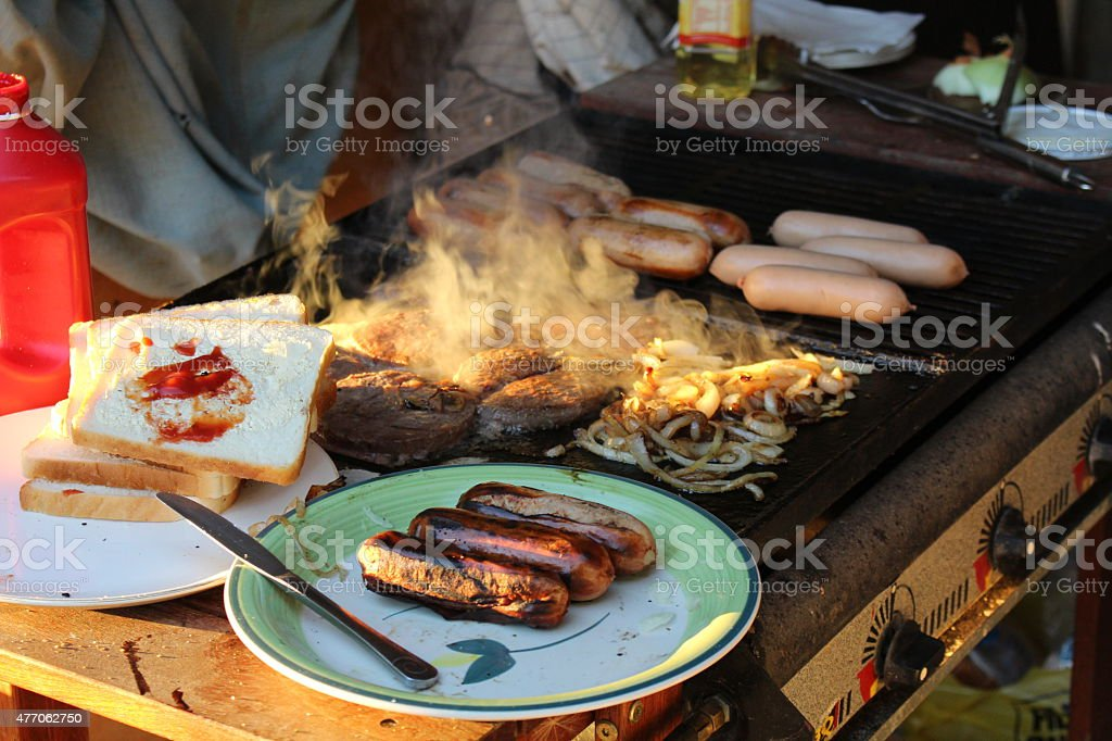 Time For A Tasty Breakfast stock photo