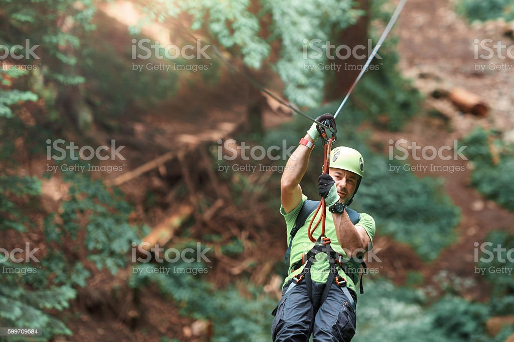 time for adrenaline stock photo