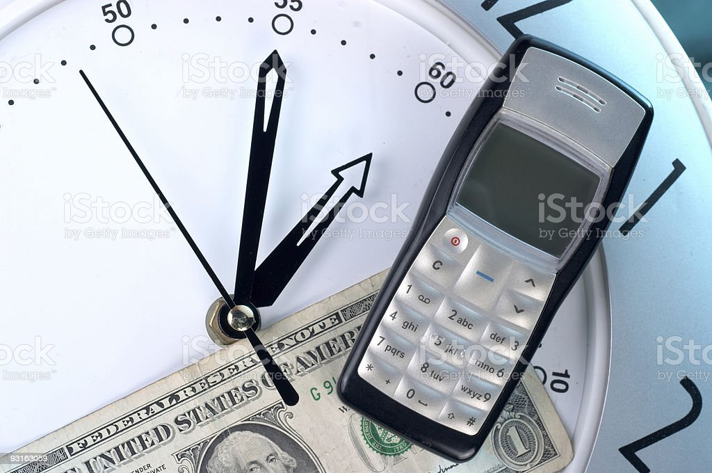 Time for business 01 royalty-free stock photo