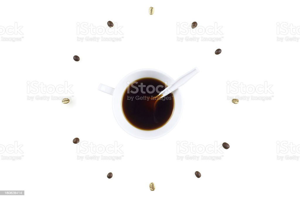 Time for Coffee stock photo