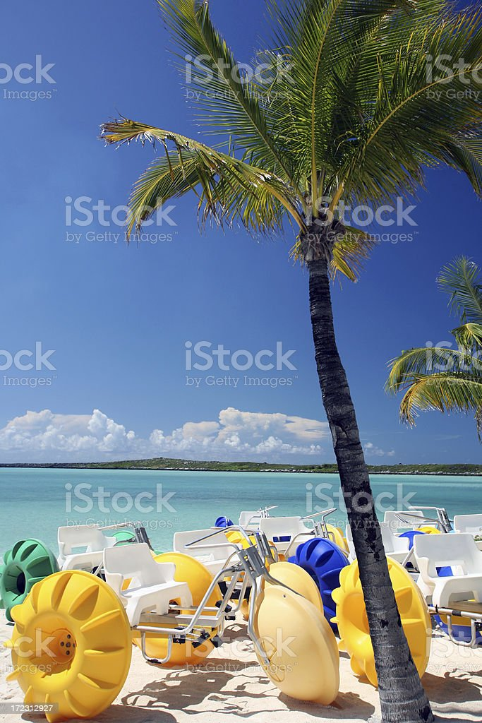 Time for Fun in the Sun royalty-free stock photo