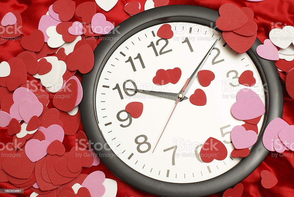 Time for Love royalty-free stock photo