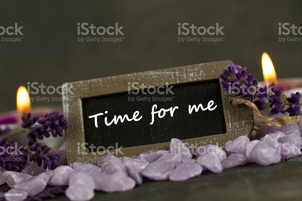 time for me stock photo