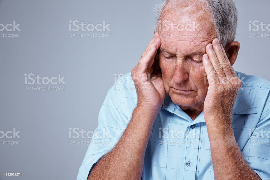 Time for my medication royalty-free stock photo