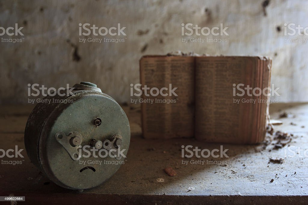 time for reading stock photo