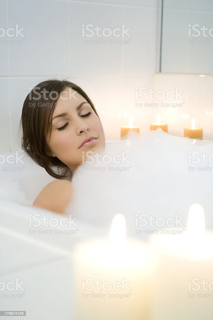 Time For Relaxation royalty-free stock photo