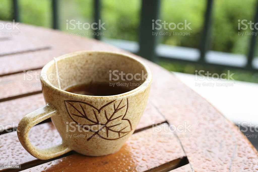 Time for Tea royalty-free stock photo