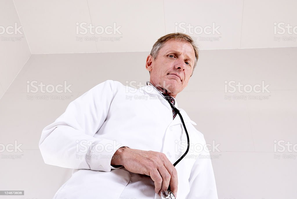 Time For Your Annual Checkup royalty-free stock photo