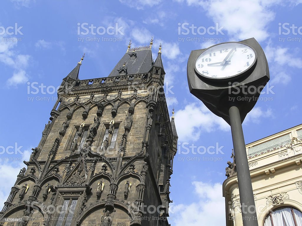 Time has no power royalty-free stock photo