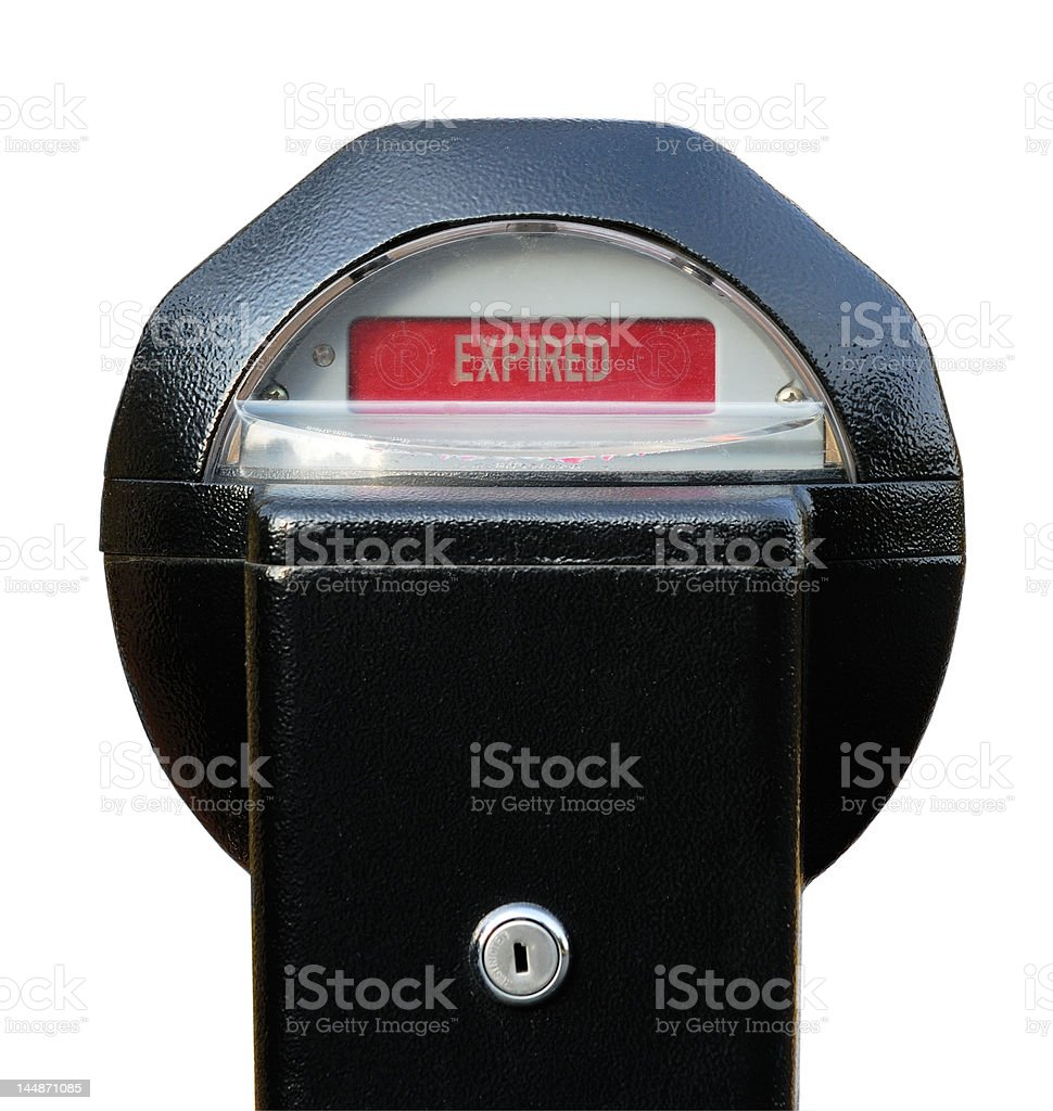 Time is money. Literally. royalty-free stock photo