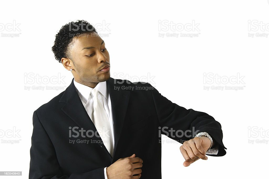 Time is money! stock photo