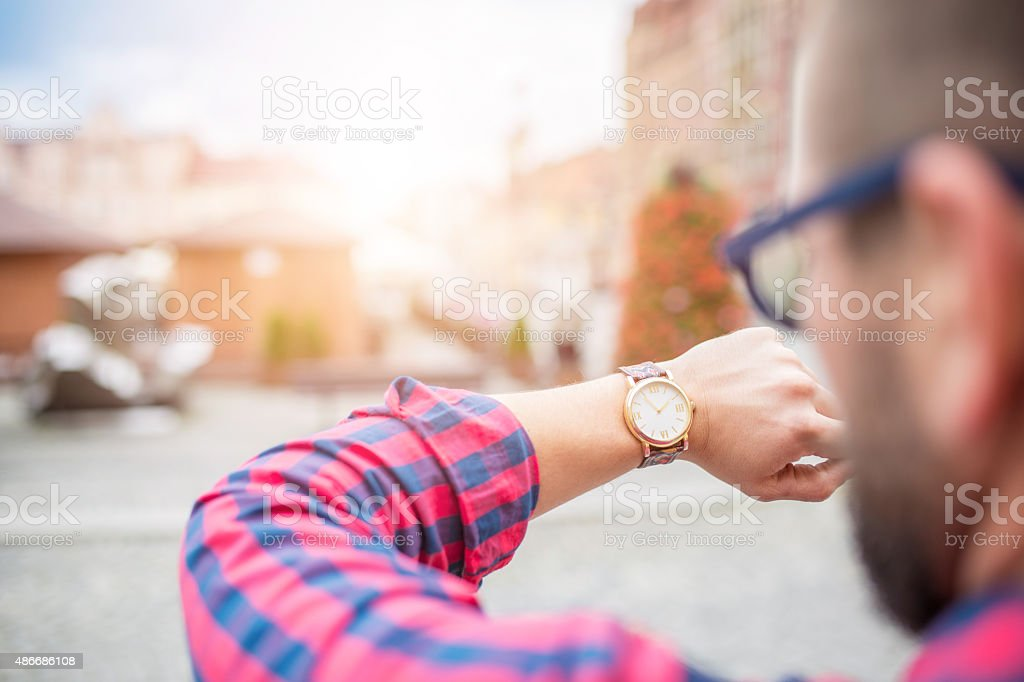 Time is remedy stock photo
