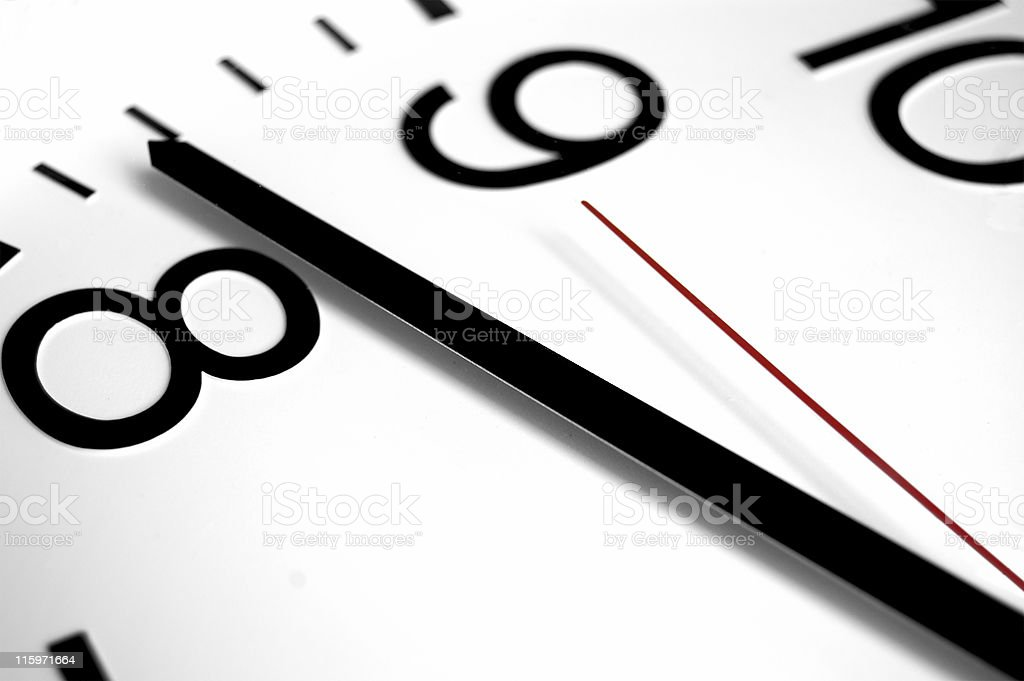 time keeper royalty-free stock photo