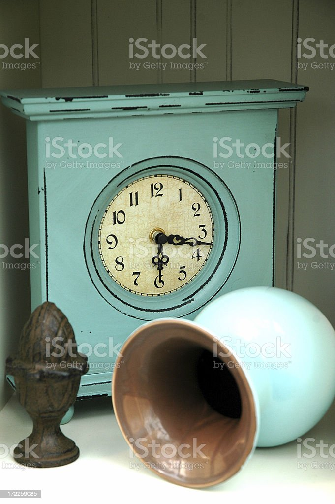 Time Keeps on Ticking royalty-free stock photo