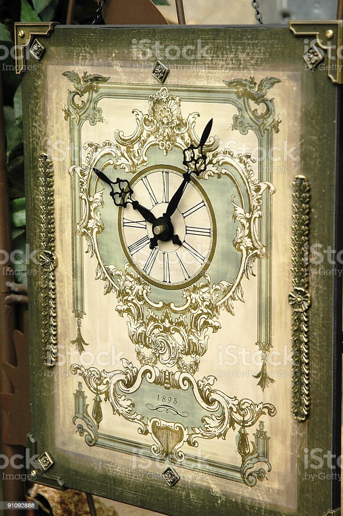 Time Keeps on Ticking stock photo