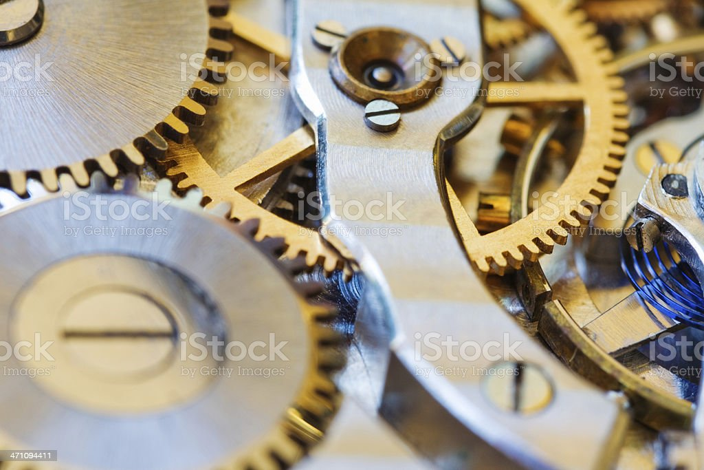 Time Machine royalty-free stock photo