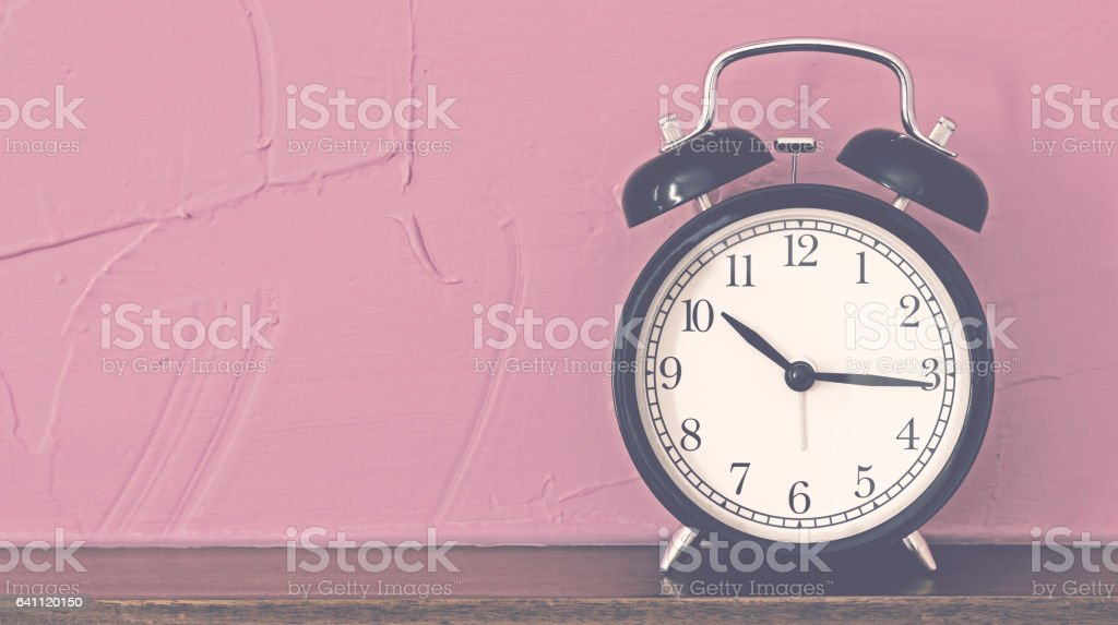 Time Management Concept stock photo