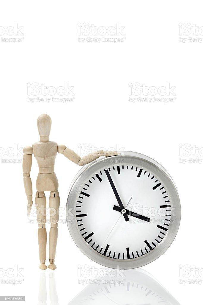 Time master stock photo