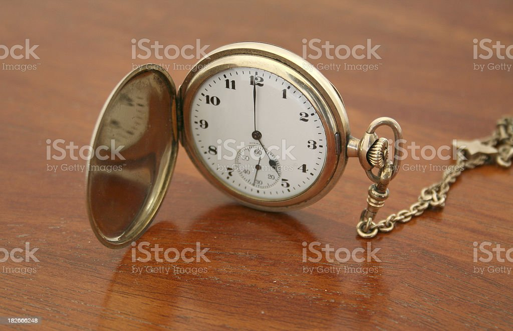 Time On End royalty-free stock photo