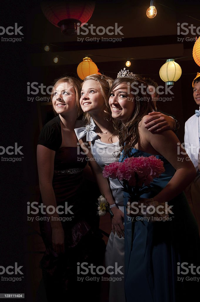 Time out for a picture stock photo