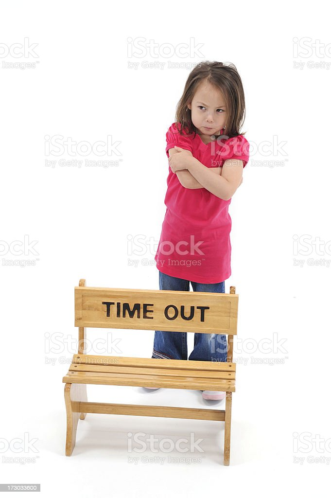 Time Out stock photo