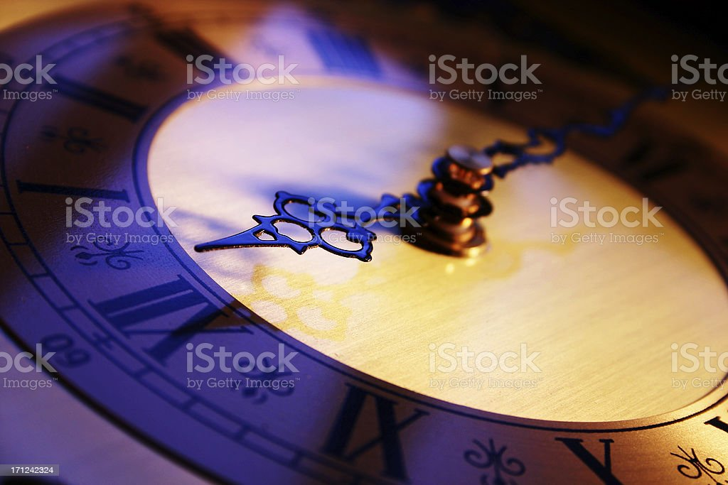 Time.... Passes...... stock photo