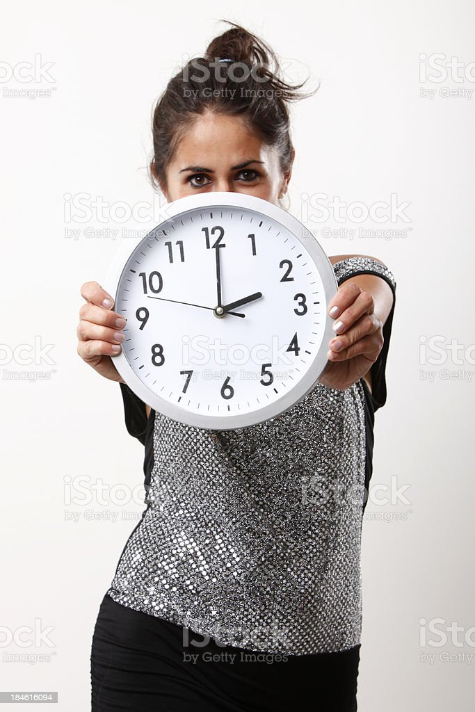 Time.... Passes.... stock photo
